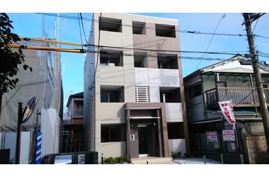 武蔵白石 徒歩10分 2階 1DK 賃貸マンション