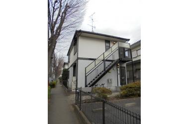 ペニーレーン B 1階 2DK 賃貸アパート