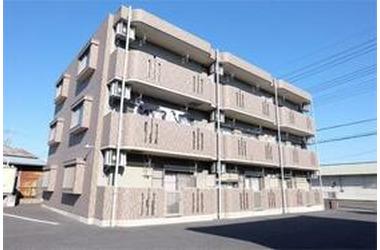 野州平川 徒歩20分 1階 2DK 賃貸マンション