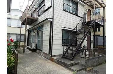 町屋町ハイツ 1階 2DK 賃貸アパート