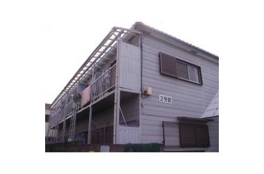 乙舳ハイツ 2階 2K 賃貸アパート