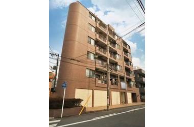 ハピーハイツ川崎大師 3階 2DK 賃貸マンション
