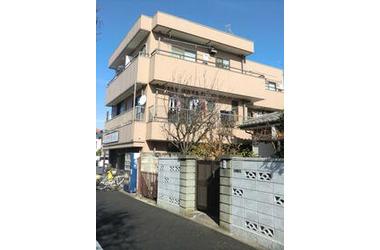 弁天橋 徒歩9分 3階 1K 賃貸マンション