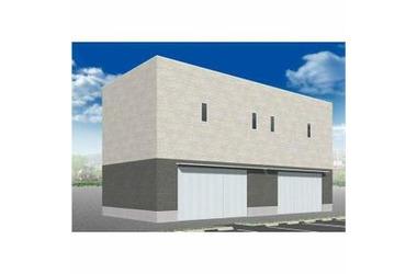 M.S. ガレージハウス 1階 1R 賃貸一戸建て