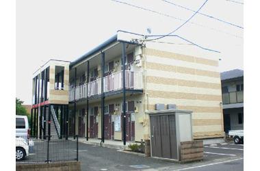 北鴻巣 徒歩7分 2階 1K 賃貸アパート