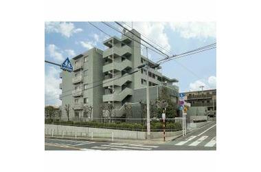 石川台 徒歩17分 1階 3LDK 賃貸マンション