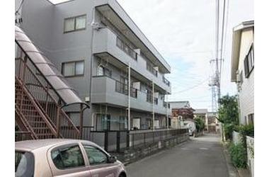 新秋津 徒歩6分 2階 2DK 賃貸マンション