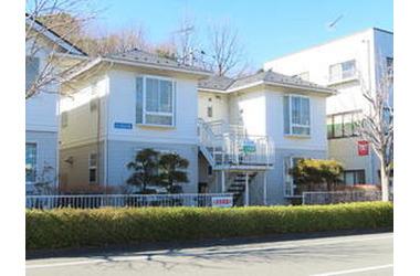 小田急多摩センター 徒歩15分 2階 3DK 賃貸アパート