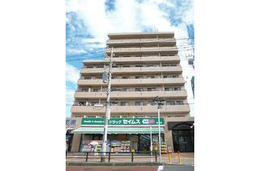 産興鶴巻ビル 3階 2LDK 賃貸マンション
