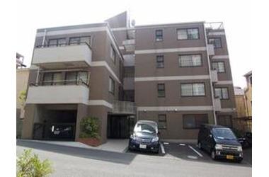 フラット百合丘 3階 2DK 賃貸マンション