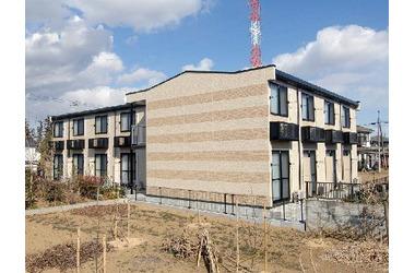 武蔵嵐山 徒歩14分 2階 1K 賃貸アパート
