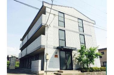 武蔵嵐山 徒歩7分 3階 2DK 賃貸マンション