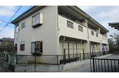 田中ハイツ 1階 2DK 賃貸アパート
