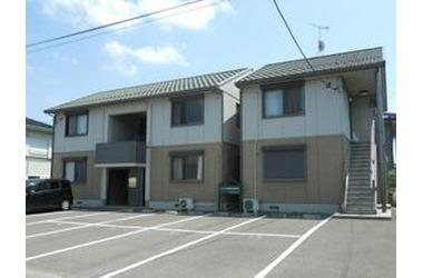 シャーメゾンWAKABAYASHI A棟 1階 2DK 賃貸アパート