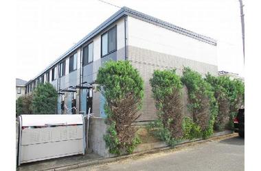新守谷 バス7分 停歩4分 1階 2DK 賃貸アパート