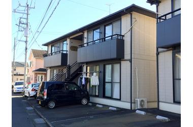 新松田 バス5分 停歩5分 2階 2LDK 賃貸アパート