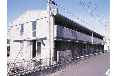 小川町 徒歩20分 1階 2DK 賃貸アパート