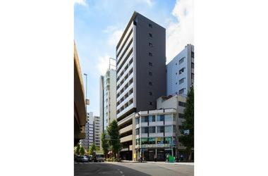 新日本橋 徒歩4分 10階 1LDK 賃貸マンション