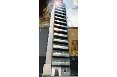 ジェノヴィア渋谷笹塚スカイガーデン 14階 1R 賃貸マンション