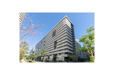 東雲キャナルコートCODAN16号棟 12階 1LDK 賃貸マンション