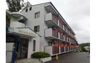 ホワイトレジデンス 2階 1K 賃貸アパート