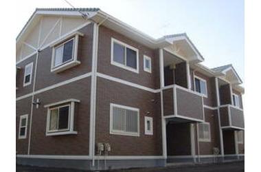 ブルーセントラルA棟 2階 2DK 賃貸アパート