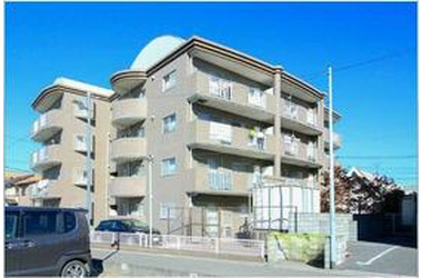 パラシオンプラザ 1階 3DK 賃貸マンション
