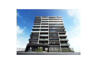ジニア浅草 2階 3LDK 賃貸マンション