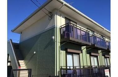 新白岡 徒歩5分 2階 1K 賃貸マンション