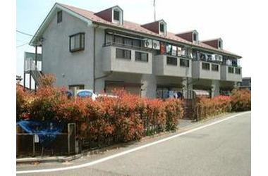 ビューラーINAGI 2階 2DK 賃貸アパート