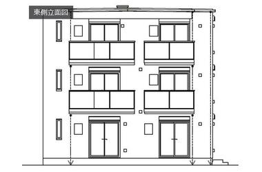 仮称 ビューノ代沢 1階 1LDK 賃貸マンション