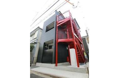 ハーミットクラブハウス トゥギャザー新子安 1階 1LDK 賃貸アパート