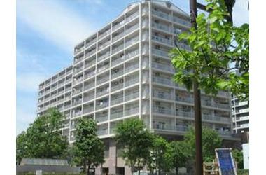 リバーウエストA館 9階 2LDK 賃貸マンション