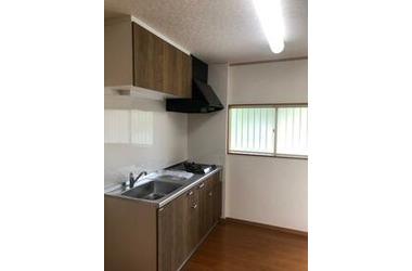第2ひばりマンション 2階 1DK 賃貸アパート
