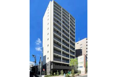 ジオエント台東根岸 13階 2LDK 賃貸マンション
