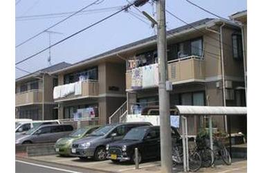 クローバーハイツB 2階 3DK 賃貸アパート
