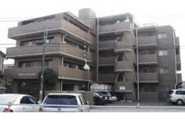 グランシャリオ国立弐番館 2階 2LDK 賃貸マンション