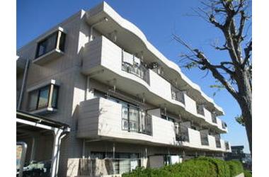 メゾンベール 2階 3DK 賃貸マンション