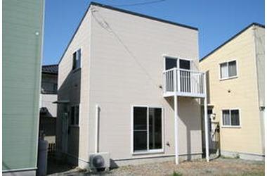 フレンズハウス東滑川 1階 2LDK 賃貸一戸建て