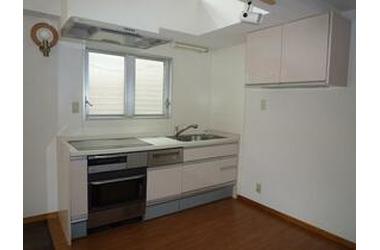 KBマンション 5階 3DK 賃貸マンション