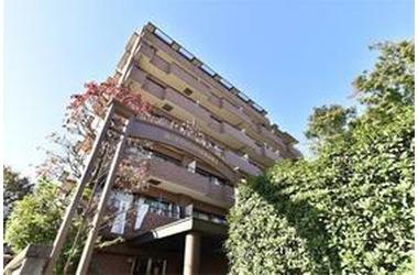 ローズマンション白糸台第3 2階 2LDK 賃貸マンション