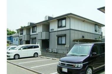 メゾン白井D 2階 2LDK 賃貸アパート