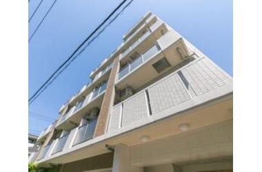 パレステュディオときわ台 4階 1K 賃貸マンション