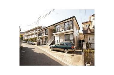 グリーンライフ坂本 2階 2DK 賃貸アパート
