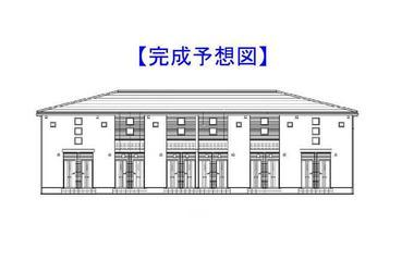 龍ケ崎市 徒歩14分 2階 1K 賃貸アパート