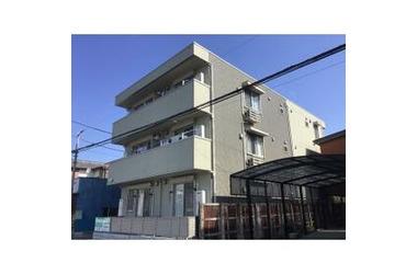 La bleuet 2階 1LDK 賃貸アパート