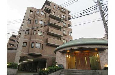 武蔵中原 徒歩10分 02階 2LDK 賃貸マンション