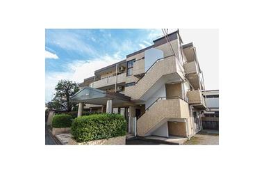 浜田山 徒歩13分 1階 2DK 賃貸マンション