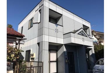 八坂 徒歩12分 2階 2DK 賃貸アパート