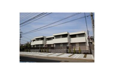 駒沢大学 徒歩22分 2階 2LDK 賃貸アパート